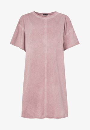 T-shirt basic - mauve