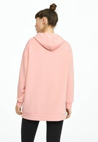 OYSHO_SPORT - NORMAL - Bluza z kapturem - rose - 2