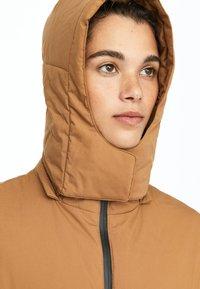 OYSHO_SPORT - Winter coat - brown - 2