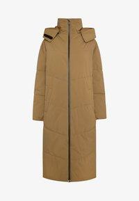 OYSHO_SPORT - Winter coat - brown - 4