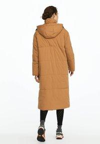 OYSHO_SPORT - Winter coat - brown - 1