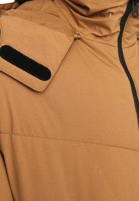 OYSHO_SPORT - Winter coat - brown - 3