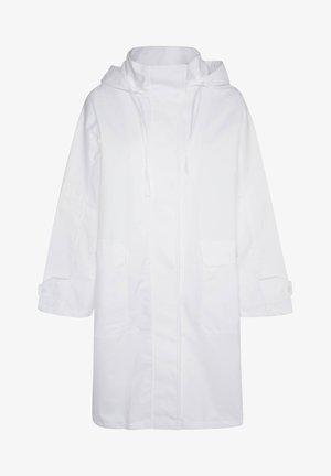 Trenchcoat - white