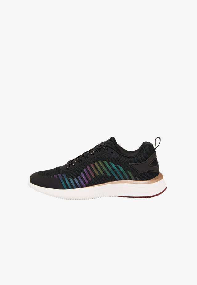 U-RUN-VIII  - Neutrální běžecké boty - black