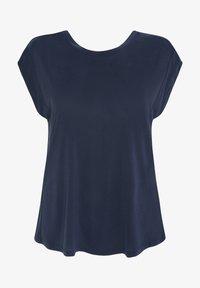 OYSHO_SPORT - T-shirt imprimé - dark blue - 5