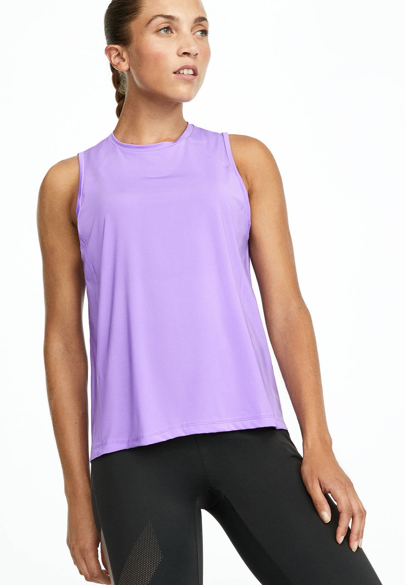 OYSHO_SPORT - Sports shirt - mauve