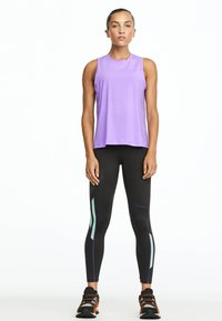 OYSHO_SPORT - Sports shirt - mauve - 1