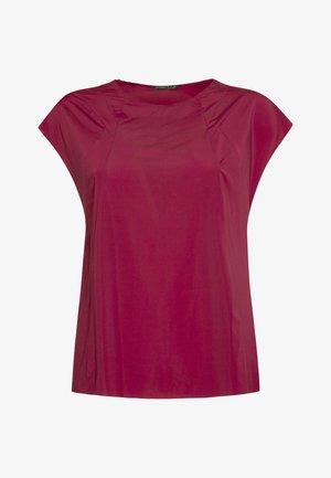 LIGHT SKIN TOUCH - Print T-shirt - rose