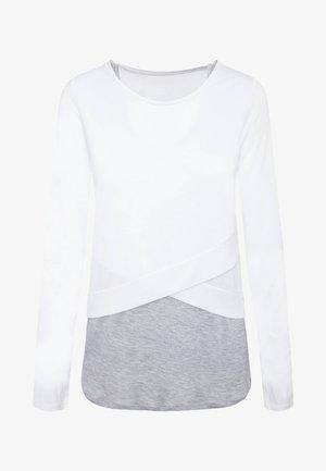 Sportshirt - white