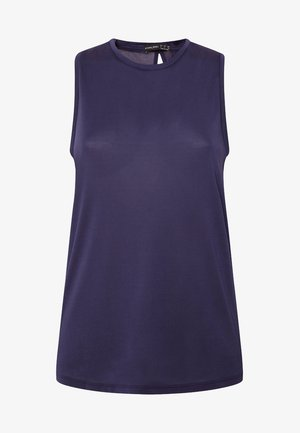 Top - dark purple