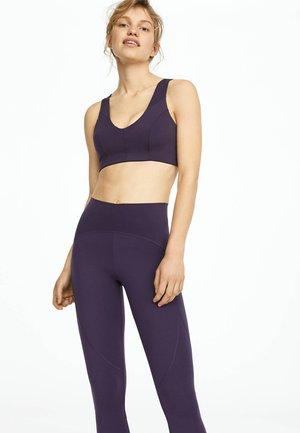 Sport BH - dark purple
