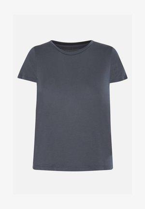 MIT ANTEIL - T-Shirt basic - grey