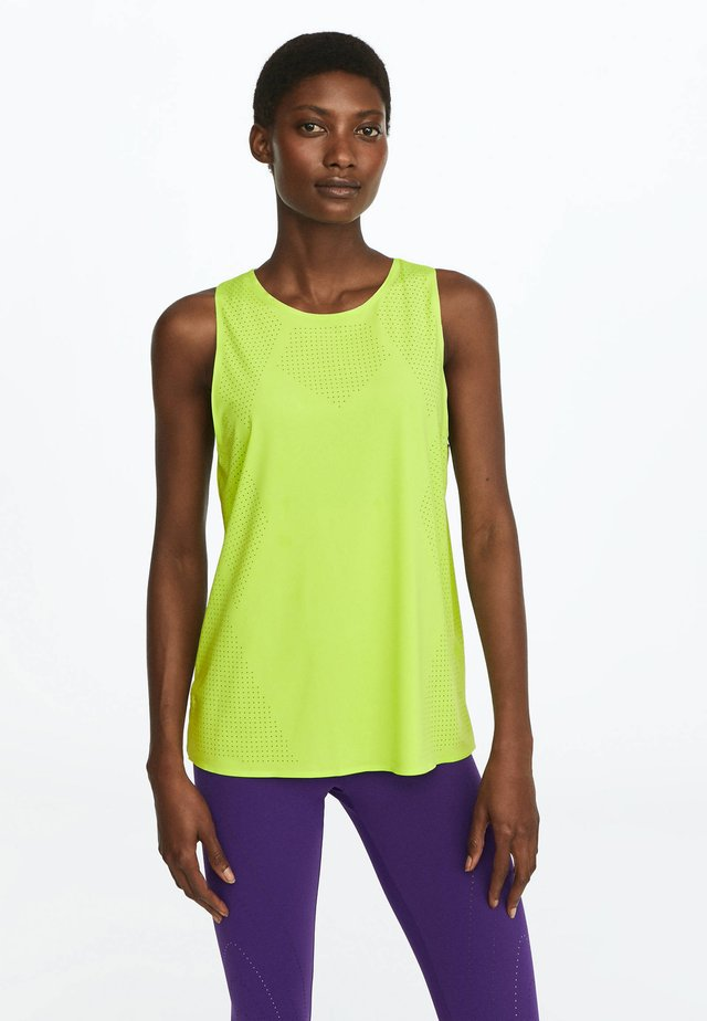 FUNKTIONS - Sports shirt - neon yellow