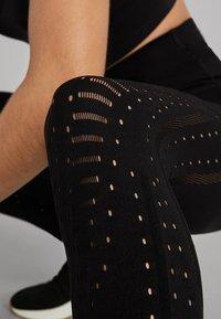 OYSHO_SPORT - Leggings - black - 3
