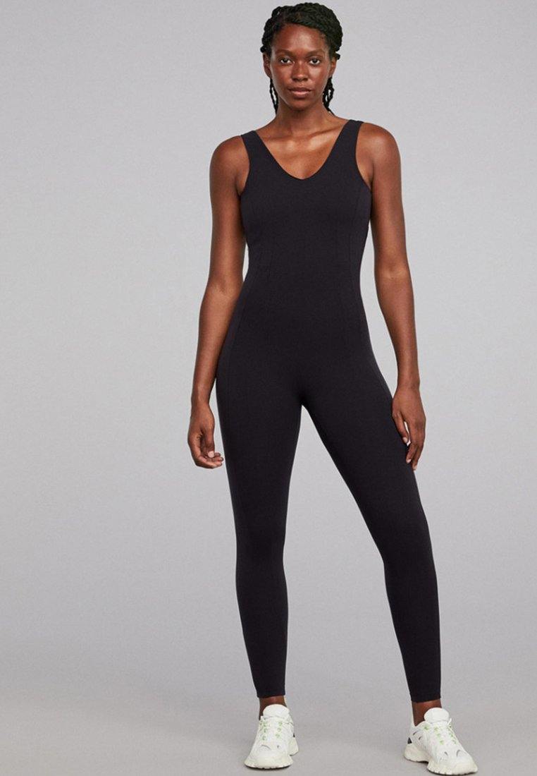 OYSHO_SPORT - Trainingsanzug - black