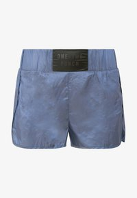 OYSHO_SPORT - Korte broeken - blue - 5