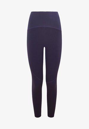 Tights - dark purple
