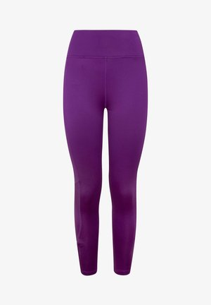 Tights - dark purple