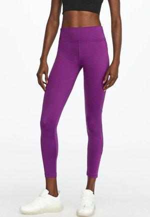Leggings - dark purple