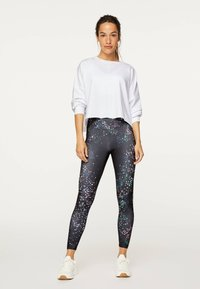 OYSHO_SPORT - Legging - black - 1