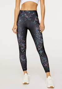 OYSHO_SPORT - Legging - black - 0