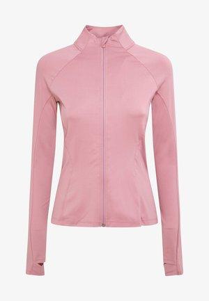 FUNKTIONS-LAUFJACKE  - Training jacket - rose