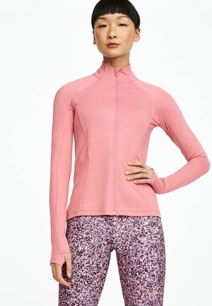 FUNKTIONS-LAUFJACKE  - Trainingsvest - rose
