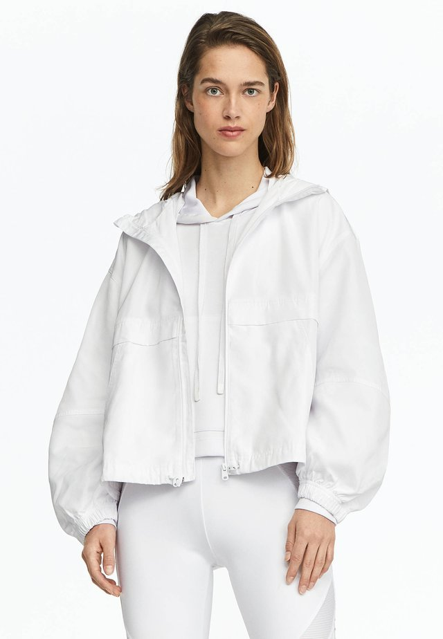Windbreaker - white