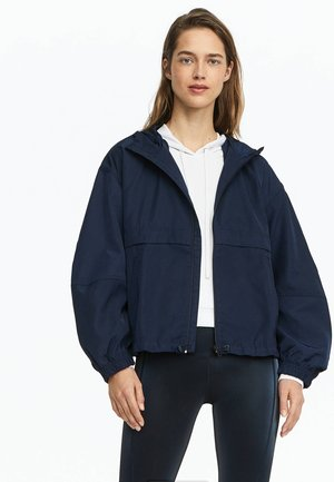 Windbreaker - dark blue