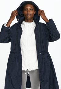 OYSHO_SPORT - WATER-REPELLENT WINDBREAKER 31776222 - Parka - dark blue - 5