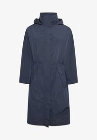OYSHO_SPORT - WATER-REPELLENT WINDBREAKER 31776222 - Parka - dark blue