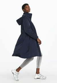 OYSHO_SPORT - WATER-REPELLENT WINDBREAKER 31776222 - Parka - dark blue - 3