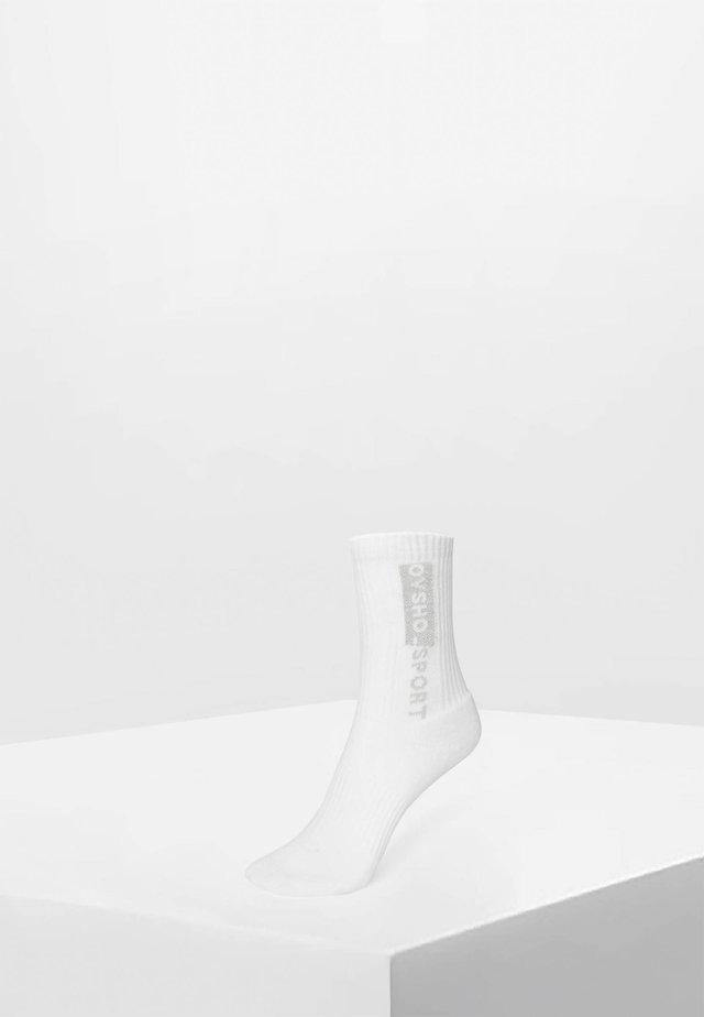 1 PAAR SPORTSOCKEN AUS BAUMWOLLE 32698490 - Sports socks - white