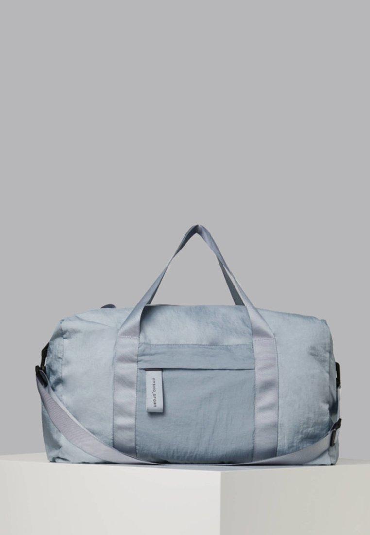 OYSHO_SPORT - Weekend bag - blue
