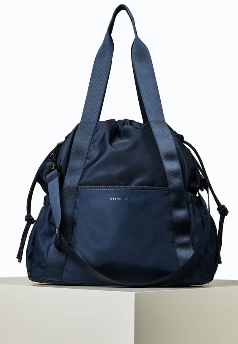 OYSHO_SPORT - Sporttasche - blue