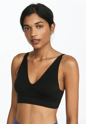 TRIANGELFORM  - Sports bra - black