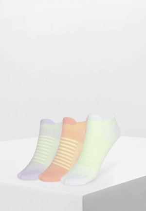 3 PAAR FUNKTIONSSOCKEN IN NEONFARBEN 32274490 - Socks - multi-coloured