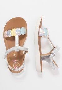 Shoo Pom - GOA DOTS - Sandalias - silver/multicolor - 0