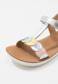 Shoo Pom - GOA DOTS - Sandalias - silver/multicolor - 2