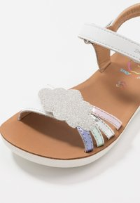 Shoo Pom - GOA - Sandalias - white/opale/multicolor - 2