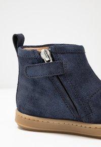 Shoo Pom - BOUBA HALLEY - Classic ankle boots - blue/multicolor - 2