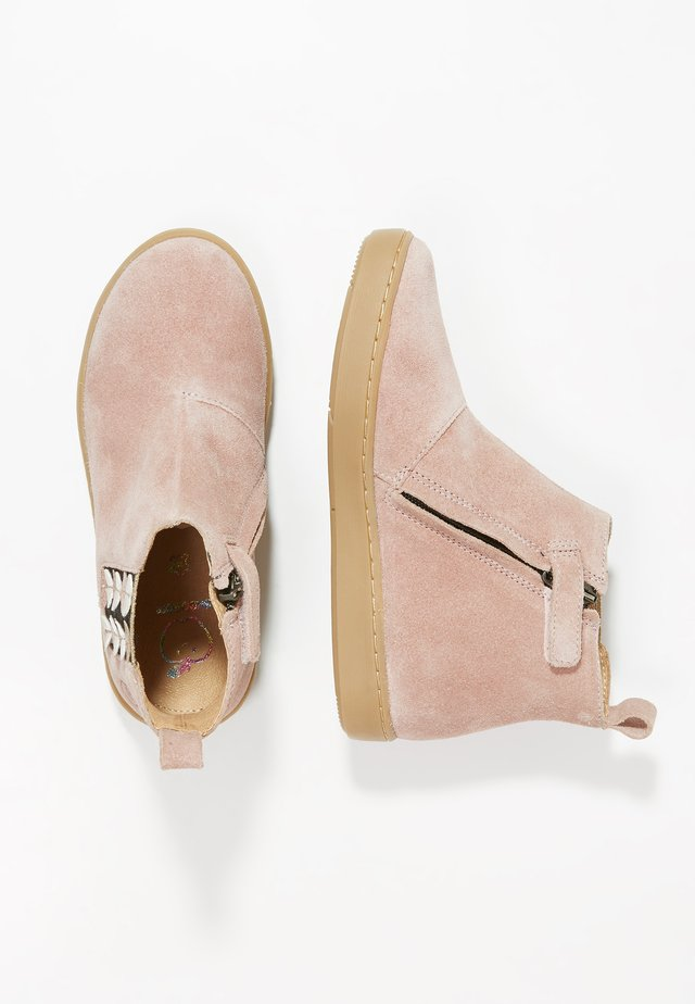 PLAY JOD HEART - Korte laarzen - pink