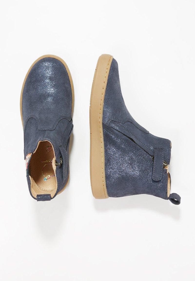 Shoo Pom - PLAY STRIPES - Korte laarzen - blue/multicolors