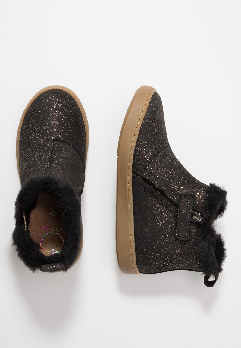 Shoo Pom - PLAY YETI - Classic ankle boots - black/gold