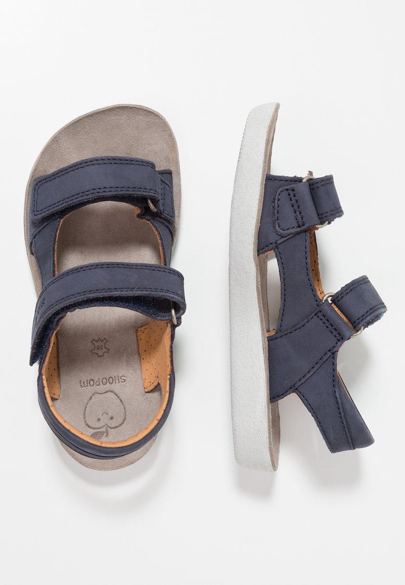 Shoo Pom - GOA BOY SCRATCH - Sandals - navy