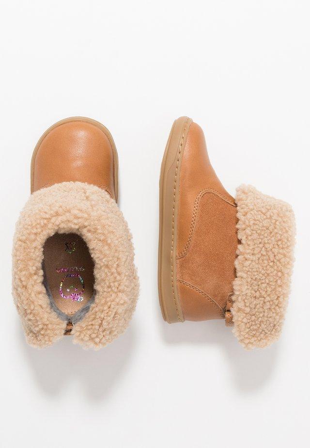BOUBA BOOTS  - Nilkkurit - camel/beige