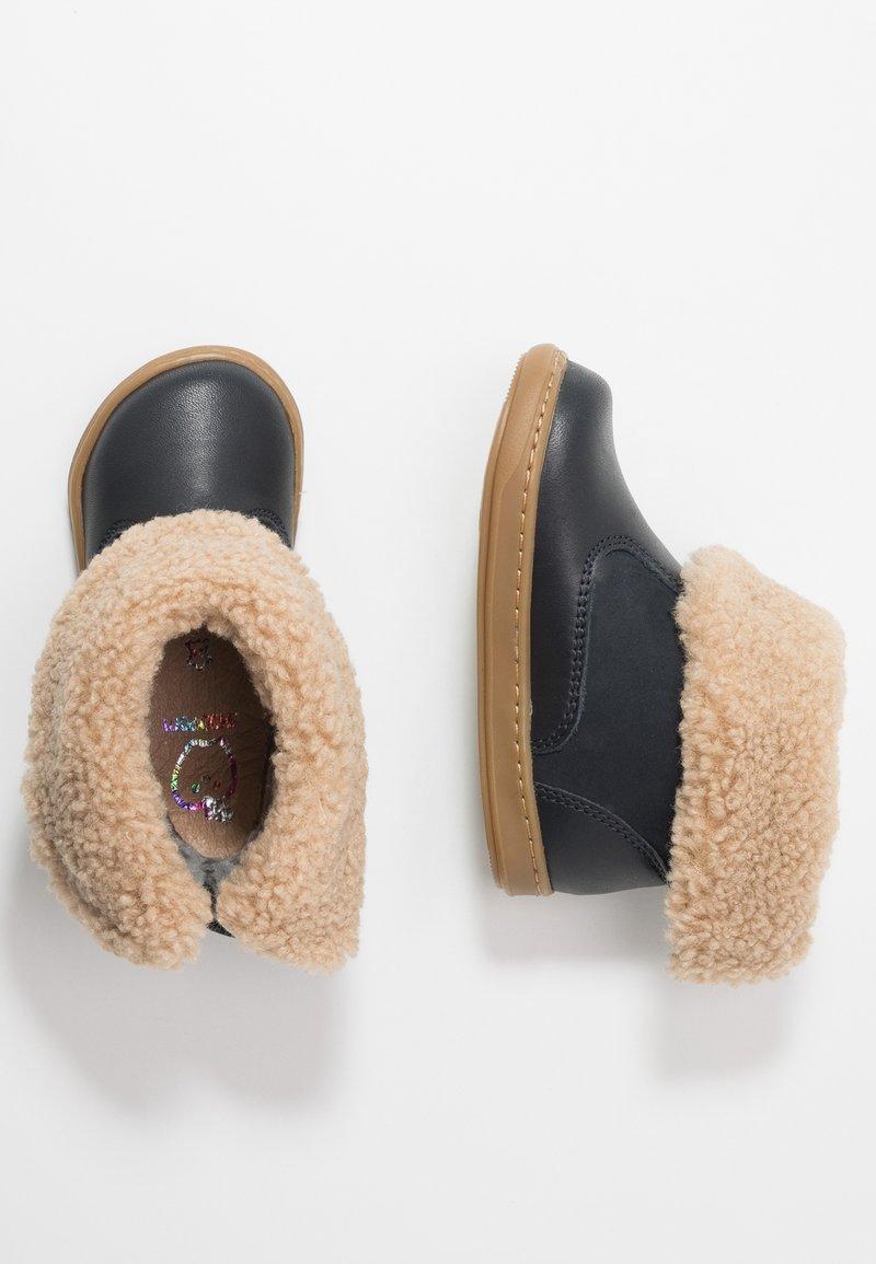 Shoo Pom - BOUBA BOOTS  - Classic ankle boots - navy/beige