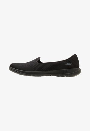 GO WALK LITE - Walking trainers - black