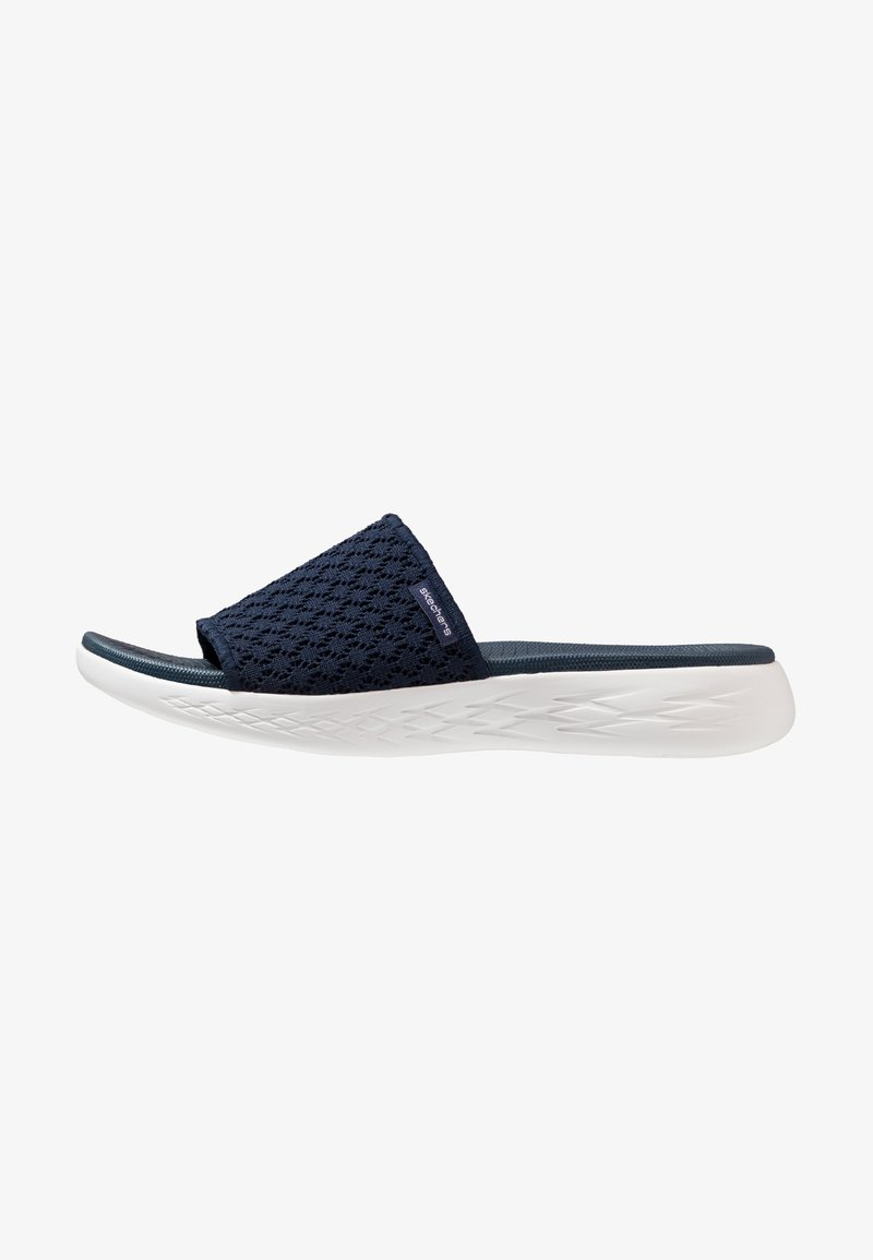 Skechers Performance - ON-THE-GO 600 - Pool slides - navy
