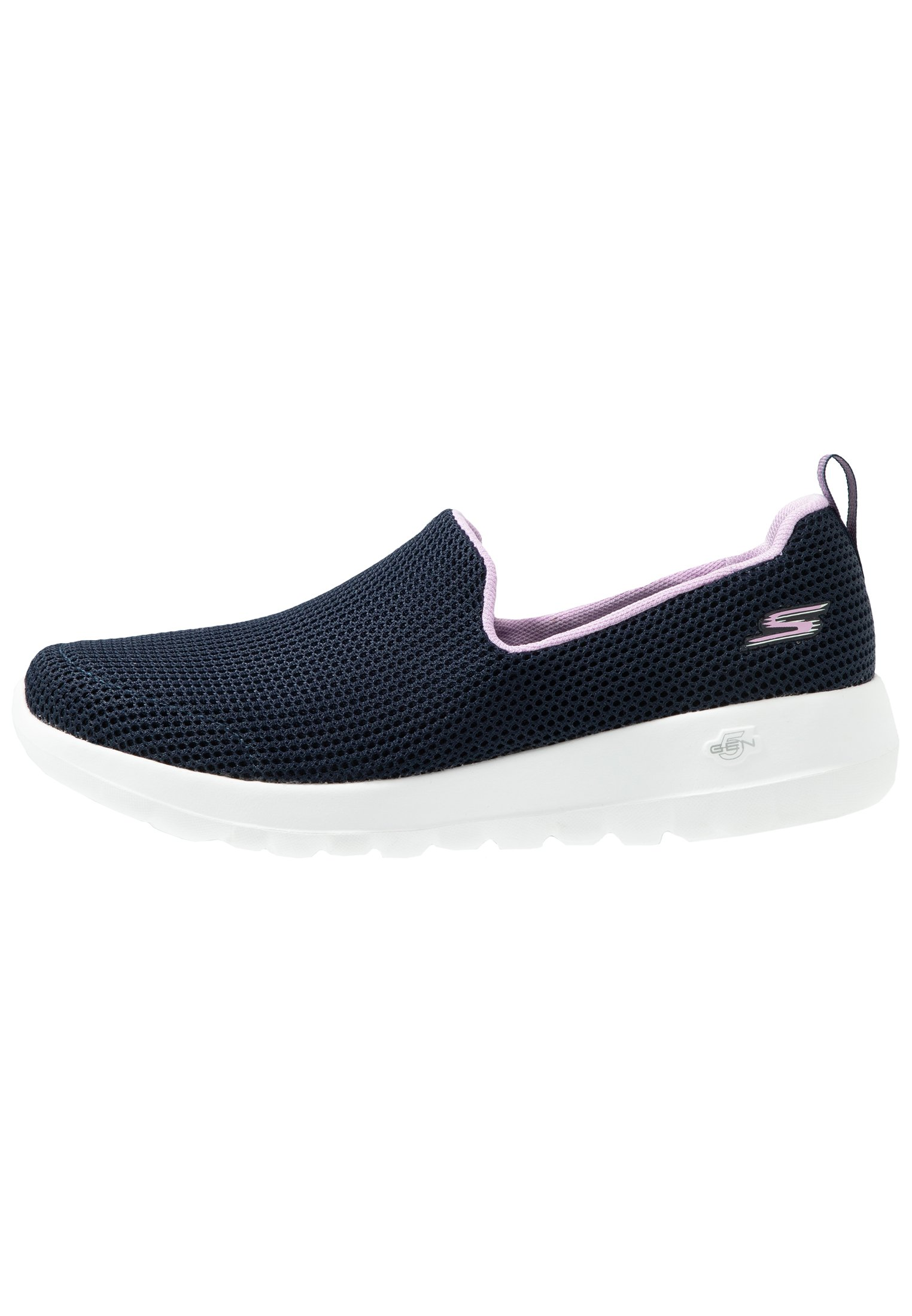Skechers Performance GO WALK JOY - Walkingschuh - navy/lavender - Black Friday